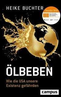 Heike Buchter: Ölbeben, Buch