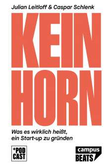 Julian Leitloff: Keinhorn, Buch