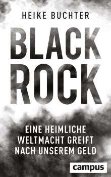 Heike Buchter: BlackRock, Buch