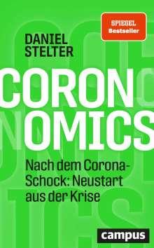 Daniel Stelter: Coronomics, Buch