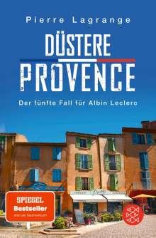 Pierre Lagrange: Düstere Provence, Buch