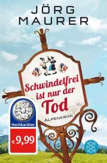 Jörg Maurer: Schwindelfrei ist nur der Tod, Buch