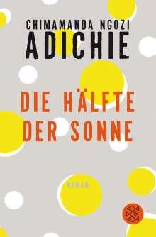 Chimamanda Ngozi Adichie: Die Hälfte der Sonne, Buch