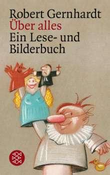Robert Gernhardt: Über alles, Buch