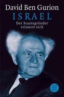 David Ben Gurion: Israel. Der Staatsgründer erinnert sich, Buch
