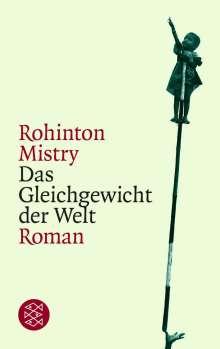 Rohinton Mistry: Das Gleichgewicht der Welt, Buch