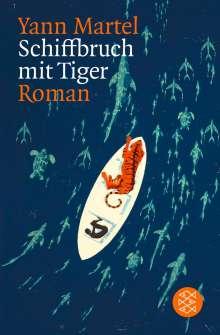 Yann Martel: Schiffbruch mit Tiger, Buch