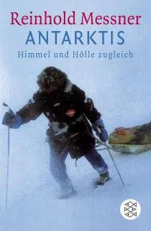 Reinhold Messner: Antarktis, Buch