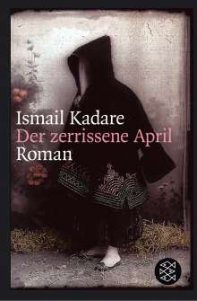 Ismail Kadare: Der zerrissene April, Buch