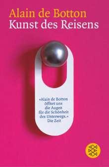 Alain de Botton: Kunst des Reisens, Buch