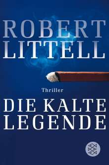 Robert Littell: Die kalte Legende, Buch
