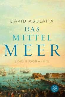 David Abulafia: Das Mittelmeer, Buch