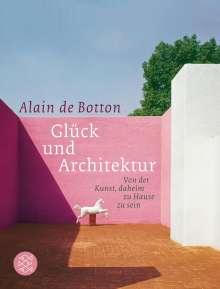 Alain De Botton: Glück und Architektur, Buch