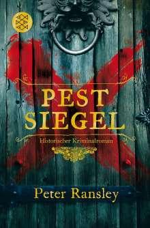Peter Ransley: Pestsiegel, Buch
