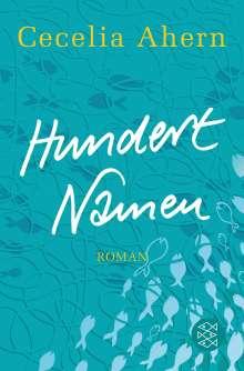 Cecelia Ahern: Hundert Namen, Buch