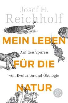 Josef H. Reichholf: Mein Leben für die Natur, Buch