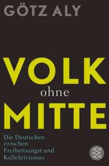 Götz Aly: Volk ohne Mitte, Buch