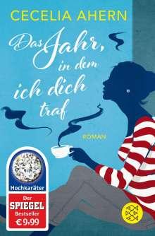 Cecelia Ahern: Das Jahr, in dem ich dich traf, Buch