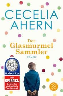 Cecelia Ahern: Der Glasmurmelsammler, Buch