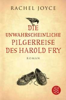 Rachel Joyce: Die unwahrscheinliche Pilgerreise des Harold Fry, Buch