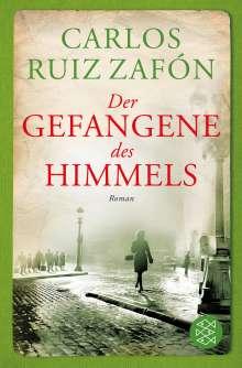 Carlos Ruiz Zafón: Der Gefangene des Himmels, Buch
