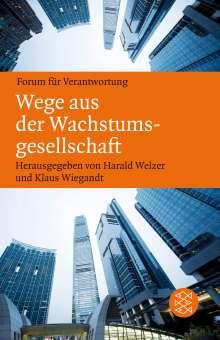 Wege aus der Wachstumsgesellschaft, Buch