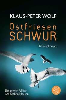 Klaus-Peter Wolf: Ostfriesenschwur, Buch