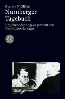 Gustave M. Gilbert: Nürnberger Tagebuch, Buch