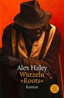 Alex Haley: Wurzeln ( Roots), Buch