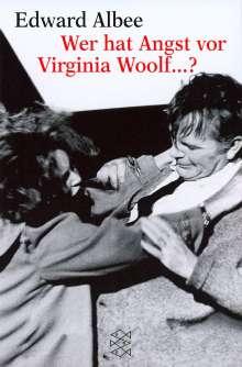 Edward Albee: Wer hat Angst vor Virginia Woolf, Buch