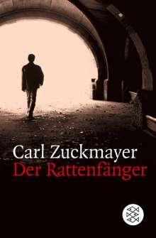 Carl Zuckmayer: Der Rattenfänger, Buch