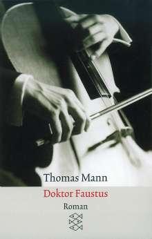 Thomas Mann: Doktor Faustus, Buch