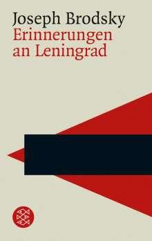 Joseph Brodsky: Erinnerungen an Leningrad, Buch