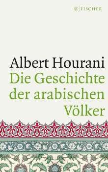 Albert Hourani: Die Geschichte der arabischen Völker, Buch