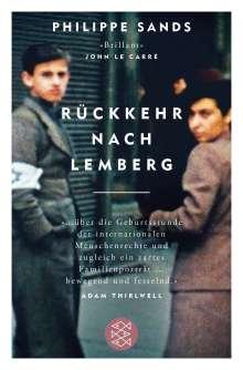 Philippe Sands: Rückkehr nach Lemberg, Buch