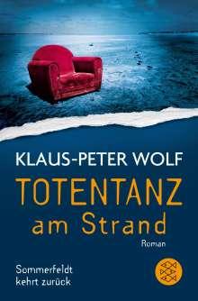Klaus-Peter Wolf: Totentanz am Strand, Buch