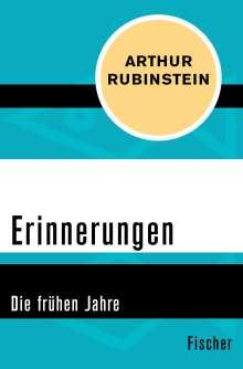Arthur Rubinstein: Erinnerungen, Buch