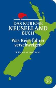 Stephen Barnett: Das kuriose Neuseeland-Buch, Buch