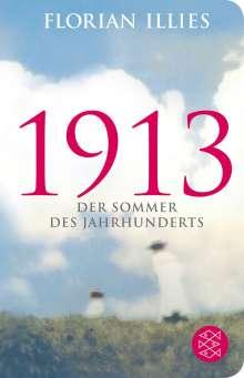 Florian Illies: 1913, Buch