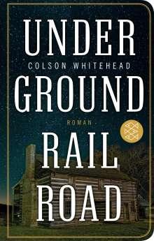 Colson Whitehead: Underground Railroad, Buch