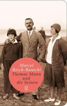 Marcel Reich-Ranicki: Thomas Mann und die Seinen, Buch