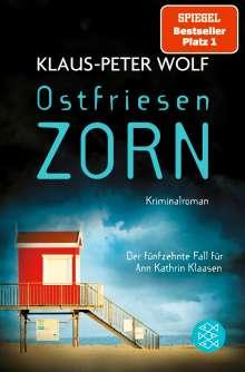 Klaus-Peter Wolf: Ostfriesenzorn, Buch
