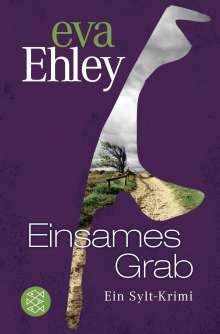 Eva Ehley: Einsames Grab, Buch