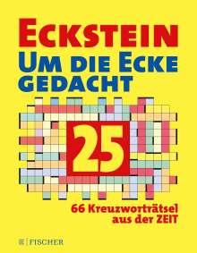 Eckstein: Eckstein - Um die Ecke gedacht 25, Buch