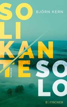 Björn Kern: Solikante Solo, Buch