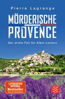 Pierre Lagrange: Mörderische Provence, Buch