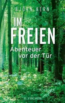 Björn Kern: Im Freien - Abenteuer vor der Tür, Buch