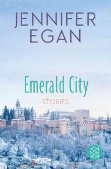 Jennifer Egan: Emerald City, Buch