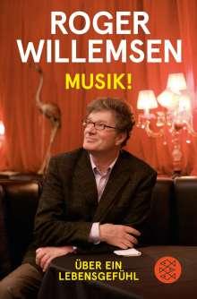 Roger Willemsen (1955-2016): Musik!, Buch