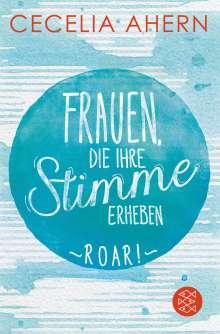 Cecelia Ahern: Frauen, die ihre Stimme erheben. Roar., Buch
